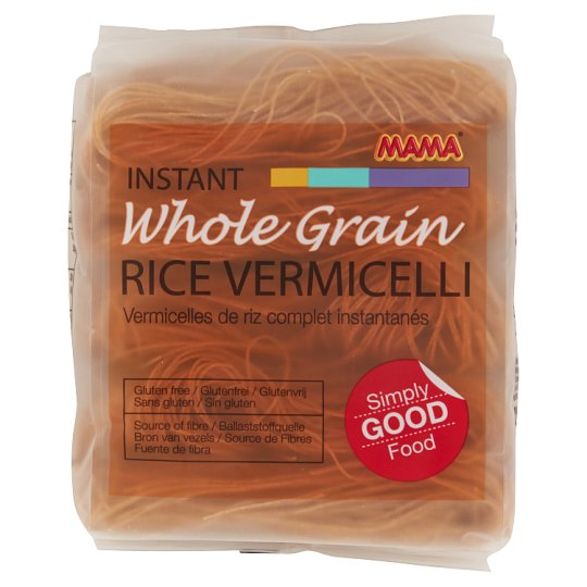 Mama Instant Whole Grain Rice Vermicelli 225G