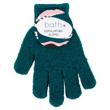 Bath Essentials Exfoliating Gloves