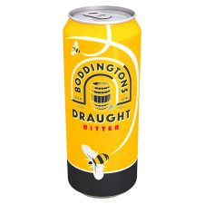 Boddingtons Draught Bitter 18X440ml Cans