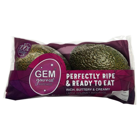 Gem Avocado Twin Pack Xl