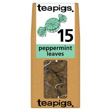 Teapigs Peppermint Leaves 15 Tea Bags 30G