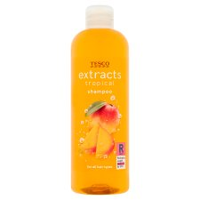 Tesco Extracts Tropical Shampoo 500Ml