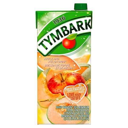 Tymbark Apple And Melon Drink 2L