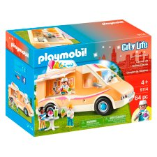 Playmobil Ice Cream Truck