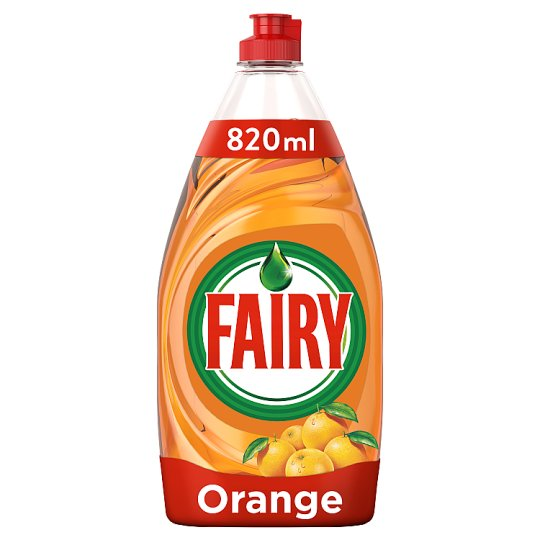 Fairy Wash Up Liquid Citrus Grove 820Ml