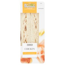 Tesco Chicken Sandwich