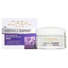 image 2 of L'oreal Paris Wrinkle Expert Night Time Cream 55+ 50 Ml