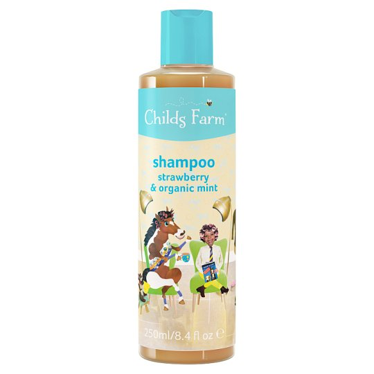 Childs Farm Strawberry And Mint Shampoo 250Ml