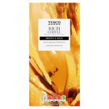 Tesco Rich Coffee Chocolate 100G