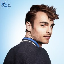 image 2 of Head And Shoulders Men Ultra Hair Booster Shampoo 225Ml