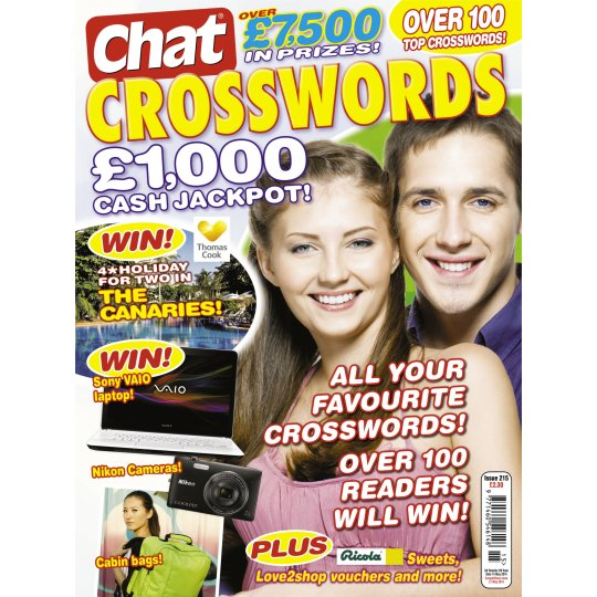 Chat Crosswords
