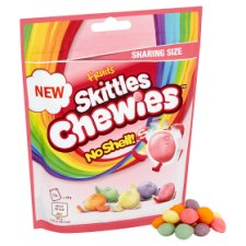 image 2 of Skittles Fruit Chewies Pouch 196G