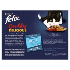 image 2 of Felix As Good As It Looks Senior Meat 12X100g