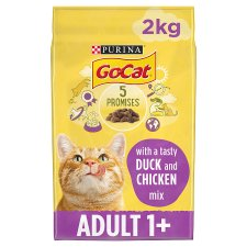 Go Cat Chicken And Duck 2Kg