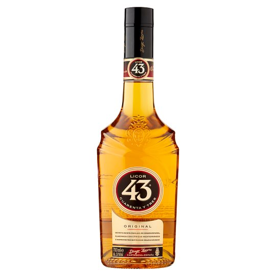 Licor 43 Vanilla 70Cl