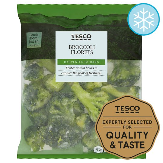 Tesco Broccoli Florets 900G