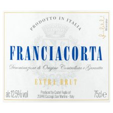 image 2 of Tesco Finest Franciacorta Docg Brut 75Cl