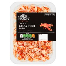 Off The Hook Crayfish Tails 120G