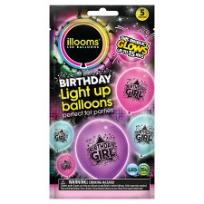 Iloom Birthday Girl 5 Pack