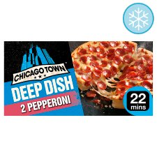 Chicago Town Pepperoni Twin Pack 320G