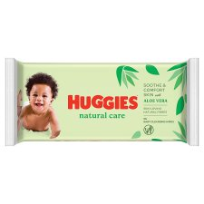 Huggies Natural Care Wipes Fragranced Sngle Pack 56 Wipes