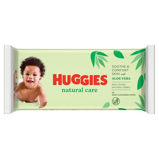 Huggies Natural Care Wipes Fragranced Sngle Pack 56 Wipes ...