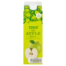Tesco Pure Apple Juice 1 Litre