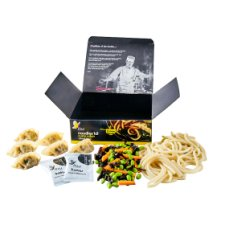 image 2 of Itsu Curry Udon Noodles Kit 476G
