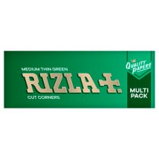 Rizla Green Papers Multi 5 Pack