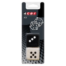 Aroma Fluffy Dice Air Freshener