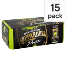 Kopparberg Pear Cider 15X330ml Can