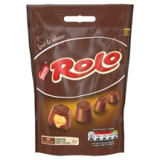 Rolo Chocolate Pouch 126G