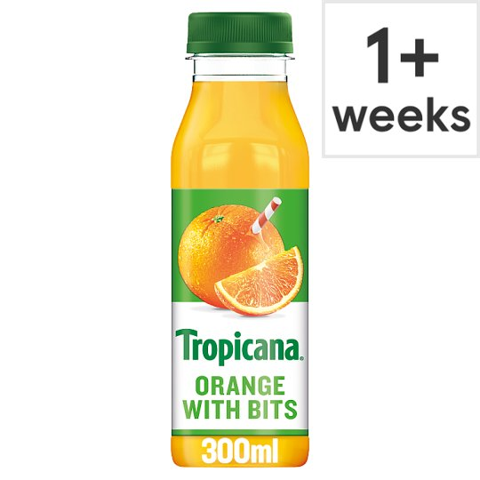 Tropicana Original Orange Juice 300Ml