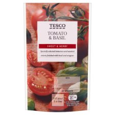 Tesco Tomato And Basil Sauce 150G