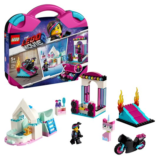 image 1 of Lego Lucys Builders Box Exclusive 70833