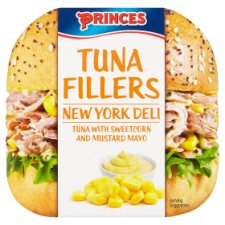 Princes Tuna Fillers New York Deli 100G
