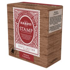 Hardys Stamp Shiraz Cabernet Bag In Box 2.25L