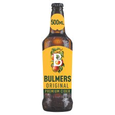 Bulmers Original Apple Cider 500Ml Bottle