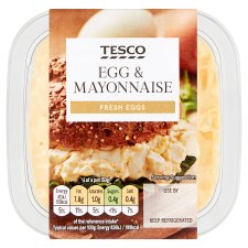 Tesco Egg Mayonnaise Sandwich Filler 270G