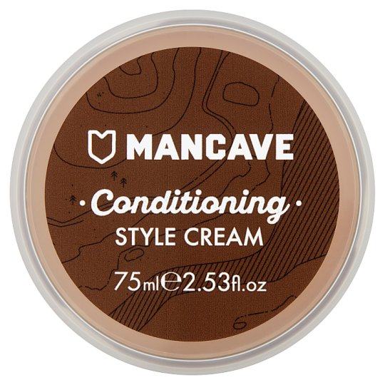 Mancave Conditioning Style Cream 75Ml