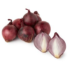 image 2 of Tesco Red Onions 1Kg