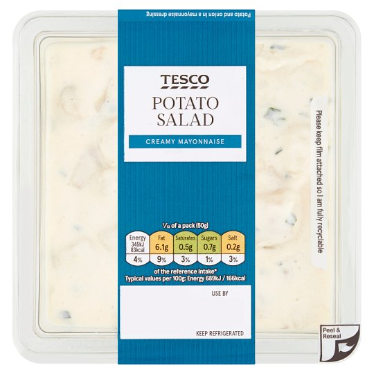 Tesco Potato Salad 600G