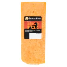 Vintage Red Fox Cheese 200G