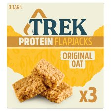 Trek Flapjack Original Oat 50G 3 Pack