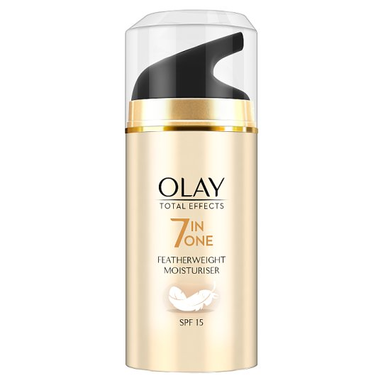 image 1 of Olay Total Effects Mini Feather 15Ml