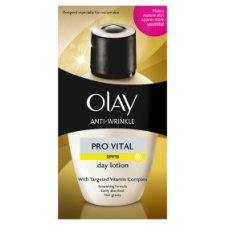 image 1 of Olay Anti Wrinkle Pro Vital Day Cream Spf 15 100Ml