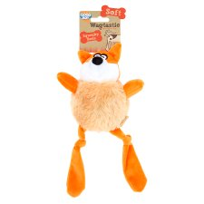 Wagtastic Squeaky Bods Dog Toy