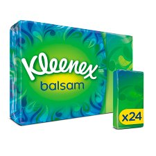 Kleenex Balsam Hanks 24 Pack