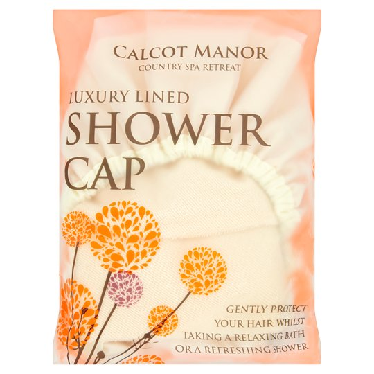Calcot Manor Luxury Shower Cap