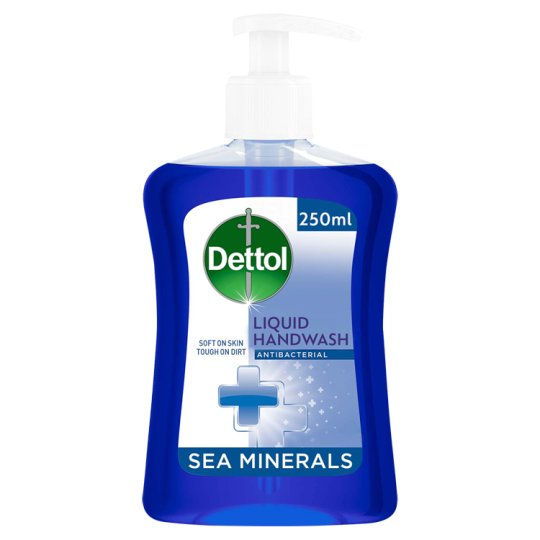 Dettol Cleanse Handwash 250Ml